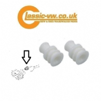 Wire Seal For JPT Plug White 2 Pack, Mk1/2 Golf, Jetta, Caddy, Audi 80